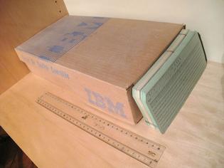 Original Storage Method of Punch Cards