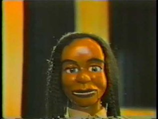 Blaxploitaiton Clip: Black Devil Doll From Hell (1984, starring Shirley L. Jones)