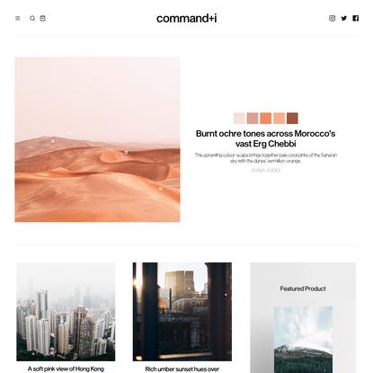 Command+i Magazine