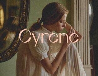 Cyrene - Free Font