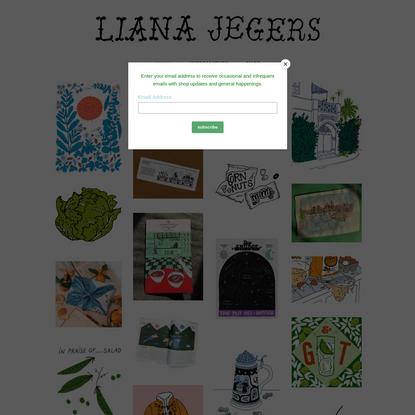 Liana Jegers