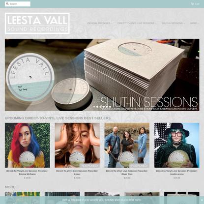 Leesta Vall Sound Recordings