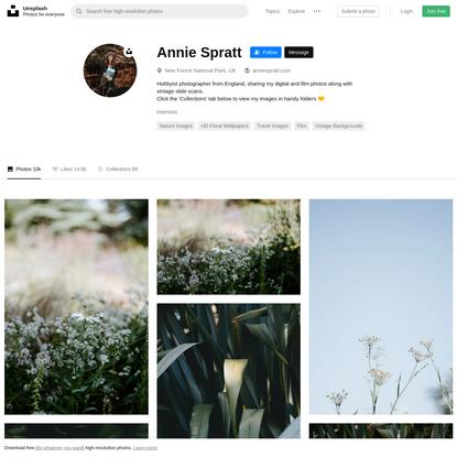 Annie Spratt (@anniespratt)   Unsplash Photo Community