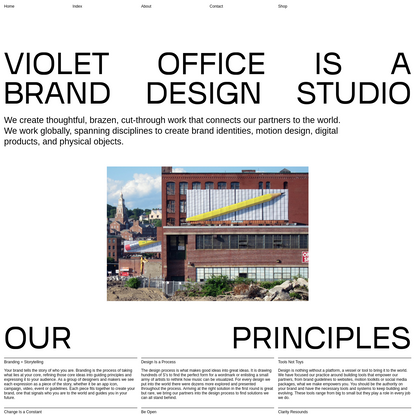 About   Violet Office