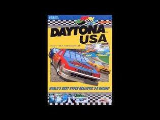 Daytona USA (Arcade) - Let's Go Away