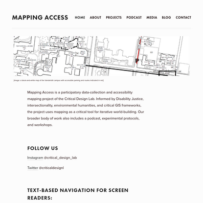 Mapping Access