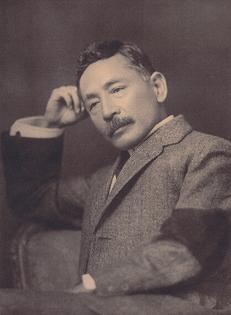 Sōseki in 1912
