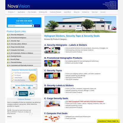 NovaVision Inc.