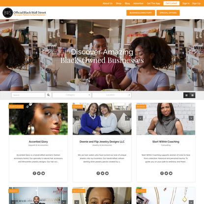 Black-Owned Business Directory