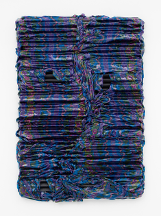 Kevin Beasley, Untitled (Panel 2) [2016]
