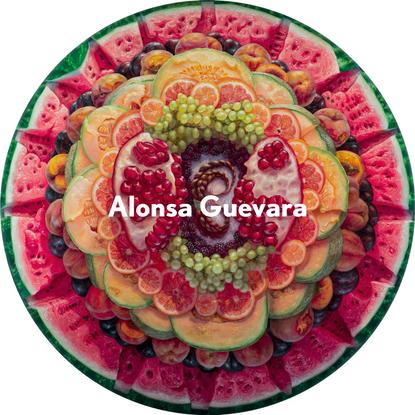 Alonsa Guevara artist - Alonsa Guevara