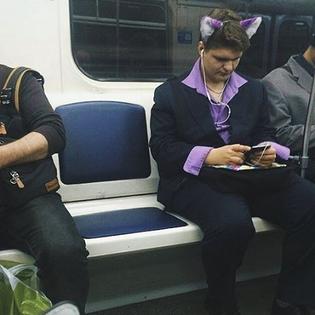 К - кокетливый О - озорной Т - таинственный И - изящный К - креативный #изстаренького #модамосковскогометро #метро #модавметро #модавметро #московскоеметро #москва