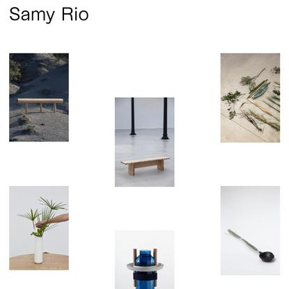 Samy Rio