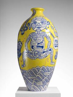 Grayson Perry, The Rosetta Vase, 2011