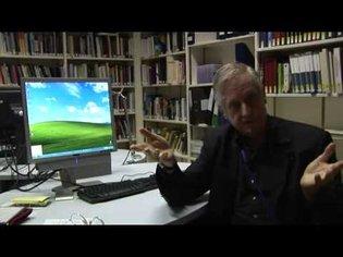 Ted Nelson Demonstrates XanaduSpace (by Arthur Bullard)