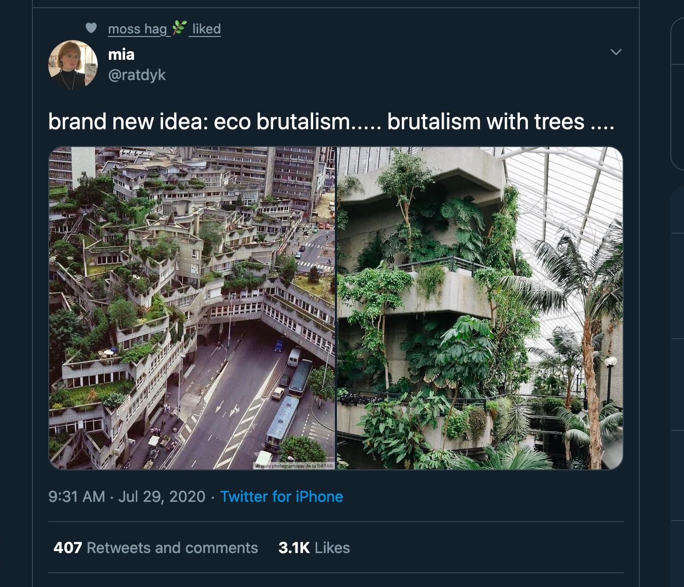 eco-brutalism