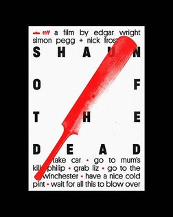 Shaun of the Dead (2004) dir. Edgar Wright We finish our movie marathon on a positive note with a very special screening. 'S...
