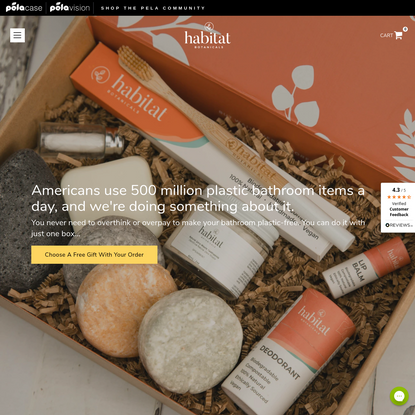 Habitat Bath & Beauty