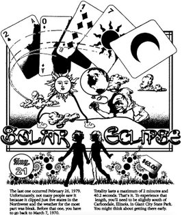 """2/13/1970- """"Shall we go, you and I while we can?"""" Have a beautiful eclipse. New things coming very, very soon"""