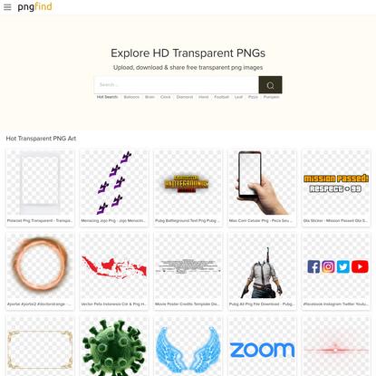 Explore HD Transparent PNGs