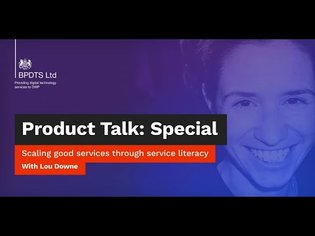 Product Talks Extra - Good Services