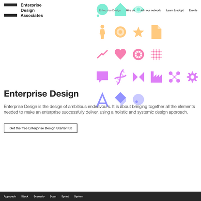 Enterprise Design - Enterprise Design Associates