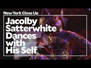 """Jacolby Satterwhite Dances with His Self 