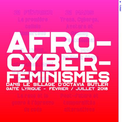 Afrocyberféminismes Pimp your brain!