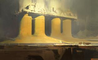Power Station by Adrian Bush