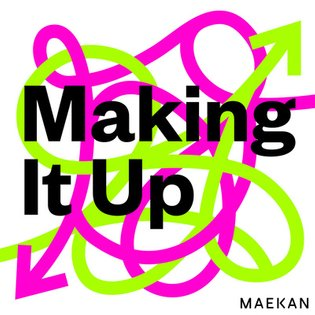 130: AI graphic design and research on the future of luxury by Making It Up