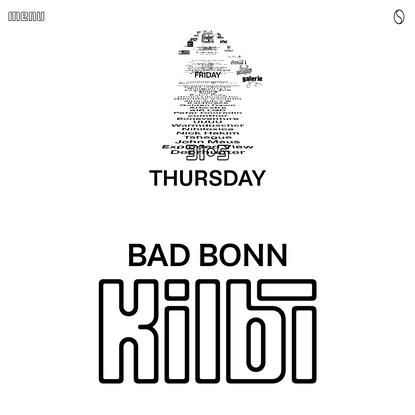 Bad Bonn Kilbi 2018