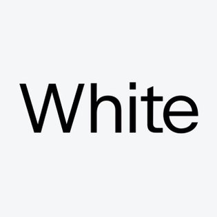 New project: White Cube identity