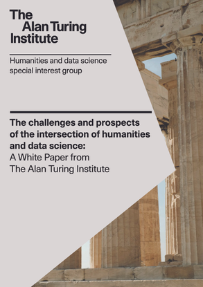 The challenges and prospects of the intersection of humanities and data science
