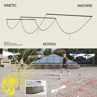 kinetic motion machine 3rd yr project with @mattgilmore22 and @davissmith31, fall 2019