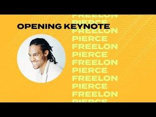 Black in Design 2019: Opening Keynote: Pierce Freelon