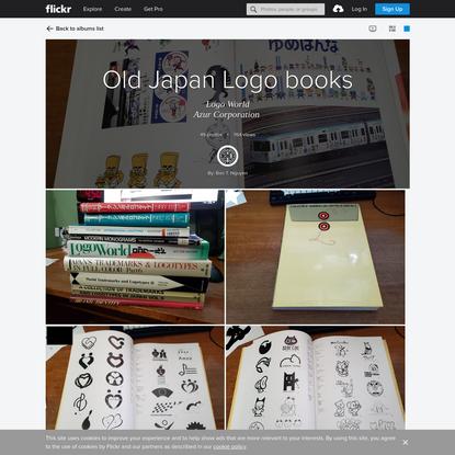 Old Japan Logo books