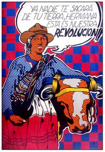 """Jesus Ruiz Durand, """"Ya nadie te sacará de tu tierra"""" (1968–1973)"""