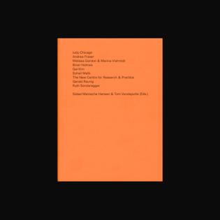 Politics of Study, Sidsel Meineche Hansen & Tom Vandeputte (Eds.)