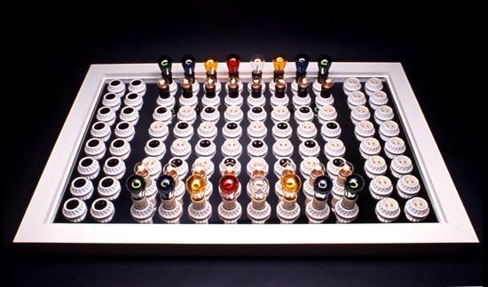 Brent Blake Electric Chess Set