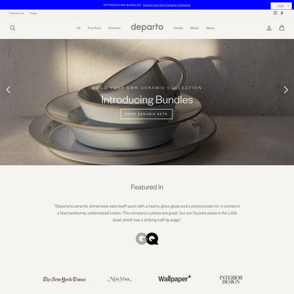 departo | Life Objects