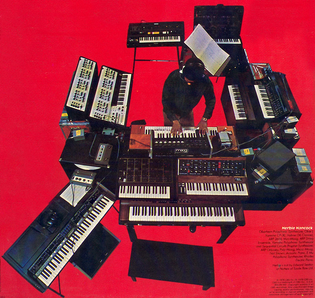 """Herbie Hancock's back cover and liner notes for """"Sunlight"""" (1978)"""