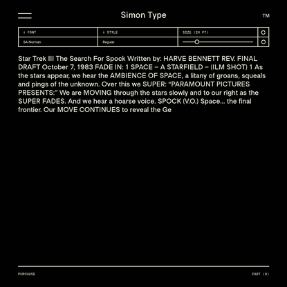 Simon Type