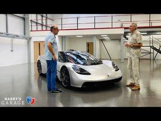 Gordon Murray reveals the secrets to his new 663bhp T.50 supercar. Better than the McLaren F1?