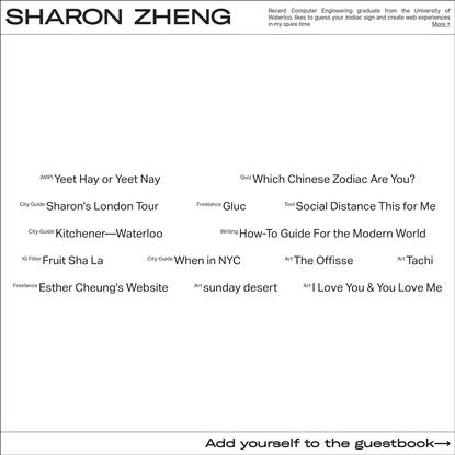 Sharon Zheng