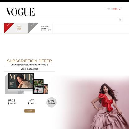Subscription CNI | Vogue India