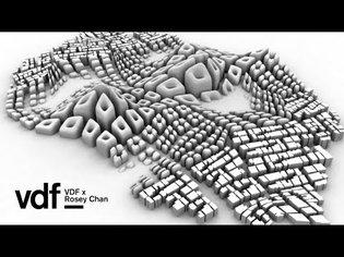 Parametricism by Patrik Schumacher and Rosey Chan | Virtual Design Festival | Dezeen