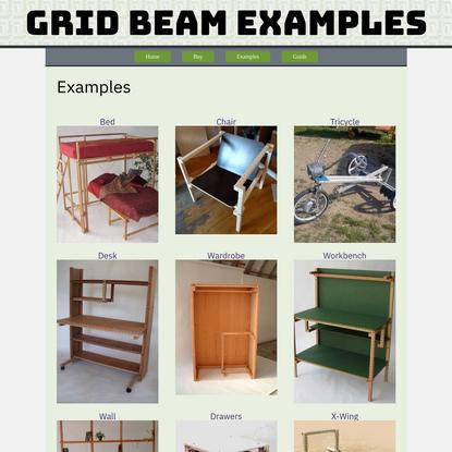 Grid Beam