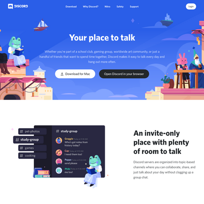 Discord   Your Place to Talk and Hang Out