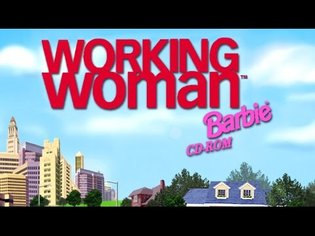 Working Woman Barbie (1999)