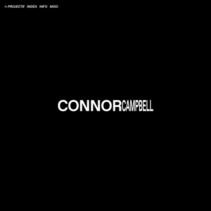 CONNOR CAMPBELL
